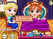 Игра Анна и забота о ребенке