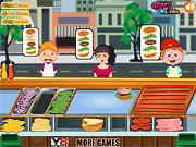 Игра Магазин гамбургеров