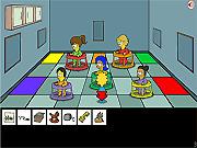 Игра Магические Симпсон