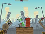 Игра Пронзи зомби 3