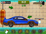 Игра Мой страшный автомобиль