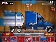 Игра Настройте свой грузовик