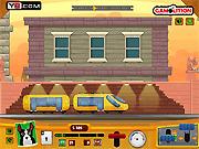 Игра Вождение поезда