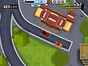 Игра Трейлер и автомобиль