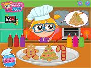 Игра Академия кулинарии: имбирный пряник