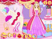 Игра Одевалки Барби в сладкие шестнадцать лет