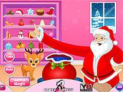 Игра Рождественское волшебство Санты