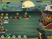 Игра Зомбудой 3. Пираты