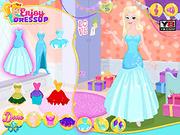 Игра Эльза в 16 лет хочет выглядеть красиво