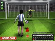 Игра Футбол в 12-ярдов