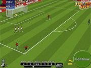 Игра Футбольный Еврокубок 2012