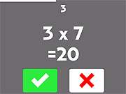 Игра Сумасшедшая математика