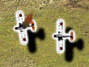 Игра Воздушный бой на самолётах
