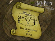 Игра Магический глаз Гарри Поттера