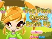 Игра Одевалки для Поп Пикси