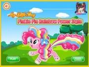 Игра Радужный стиль Пинки Пай