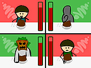 Игра Плохие парни: Рождественский Обед