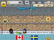 Игра Кукольный Хоккей: Кубок Стэнли