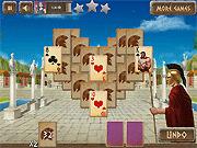 Игра Спартанский пасьянс