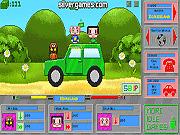 Игра Кликер: автомобильные прыжки