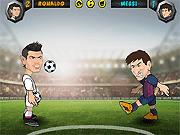 Игра Поединок Ronaldo Messi