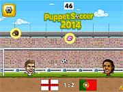 Игра Марионеточный Футбол 2014