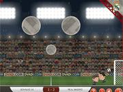 Игра Футбольные Головы: 2014 - 15 Лига Чемпионов
