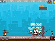 Игра Зомби против Пингвинов 3