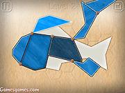 Игра Shape Fold Animals