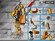 Игра Робот-Лезвие