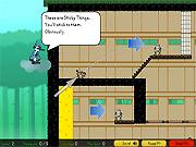 Игра Побег из школы самбо ниндзя