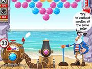 Игра Пиратский стрелок по пузырям