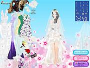 Игра Осенняя свадьба