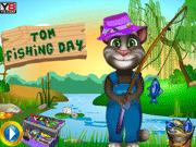 Игра Том на рыбалке