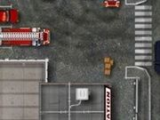 Игра Грузовик пожарных 3