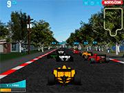 Игра Супер гонка F1