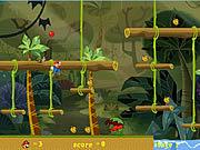 Игра Марио в Джунглях