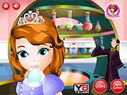 Игра Принцесса София и микстура