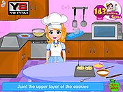 Игра Яблочные пироги принцессы Софии