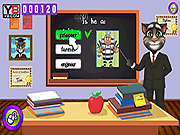 Игра Говорящий кот Том - Адвокатский тест
