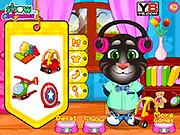 Игра Детки Анжелы и Кота Тома