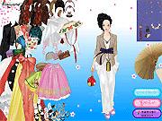 Игра Новое корейское платье