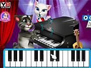 Игра Tom и серенада Angela Piano