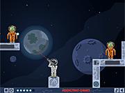 Игра Рикошетное убийство в космосе