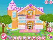 Игра Барби и дизайн дома