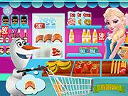 Игра Продуктовый магазин Эльзы