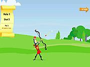 Игра Средневековый гольф