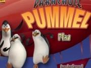 Игра Мадакаскар прыжки с парашютом