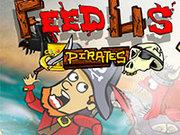 Игра Покорми пиратов