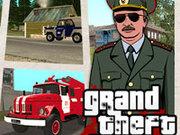 Игра ГТА Криминальная Россия